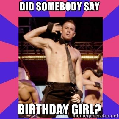 blog birthdays in the social media age  julie says so, Birthday card