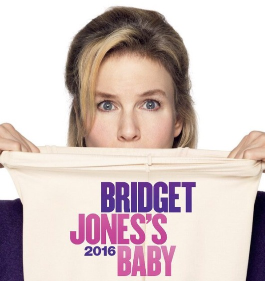 "Renee Zellweger in ""Bridget Joneses Baby"""