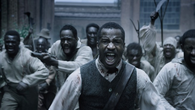 Movie still from Birth of a Nation