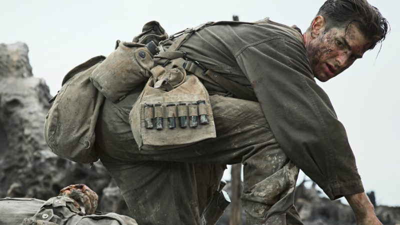 "Free Passes to see ""Hacksaw Ridge"""