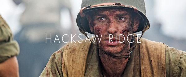 Andrew Garfield- Hacksaw Ridge