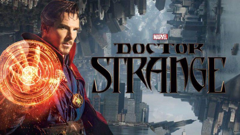 "Benedict Cumberbatch ""Doctor Strange"""