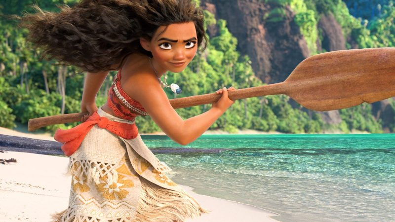 """Moana"" Movie Review"