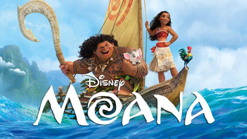 """Disney's """"Moana"""""""