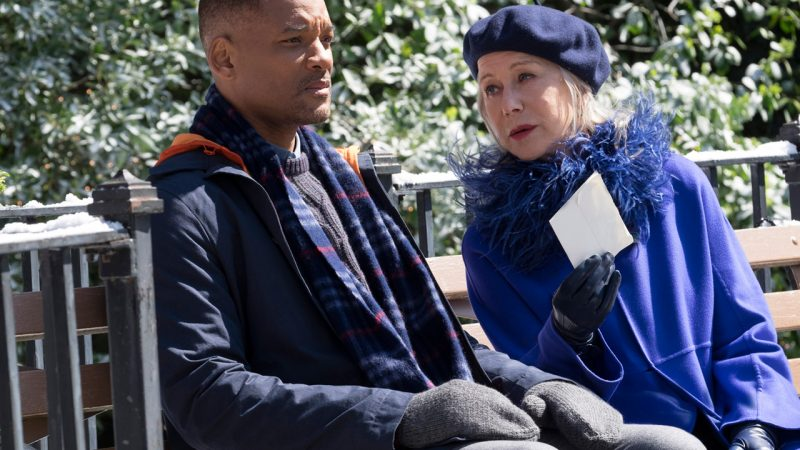 Will Smith & Helen Mirren