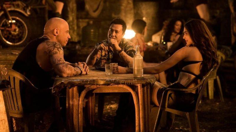 Vin Diesel & Donnie Yen