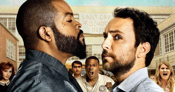 Ice Cube & Charlie Day