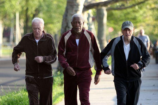 Cain, Freeman, Arkin