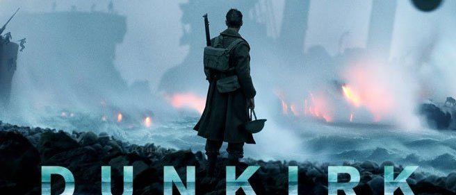 Chris Nolan's DUNKIRK