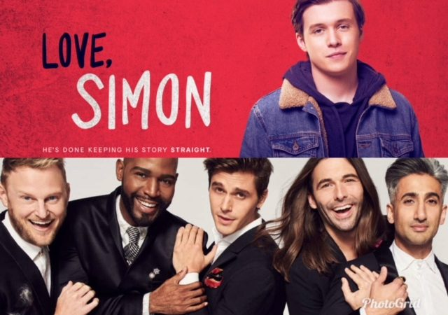 Love, Simon/ Queer Eye