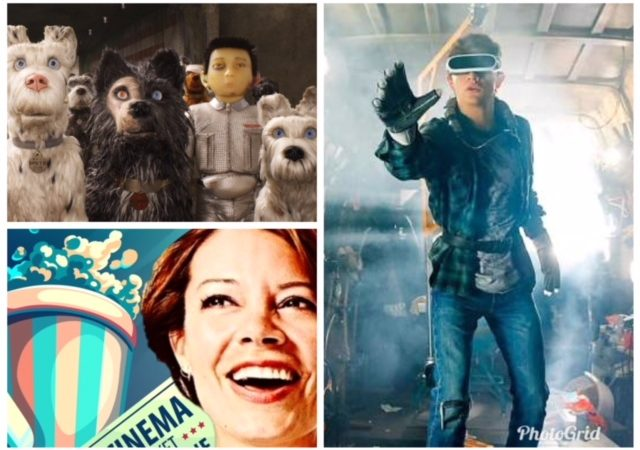 "Julie Says So ""Movie Minute"" featuring ""Isle of Dogs"" & ""Ready Player One"""