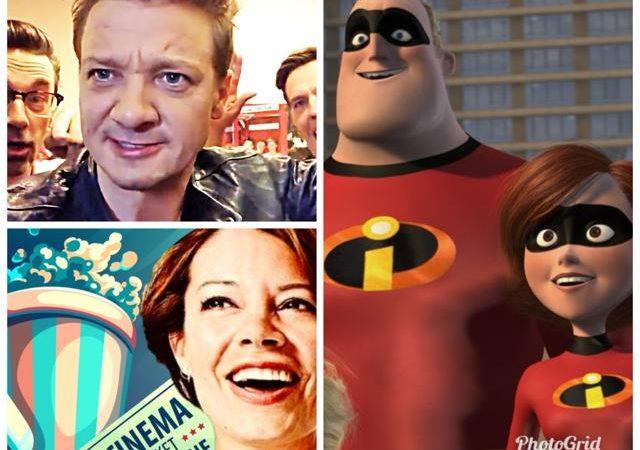 Renner, Hamm, Pixar