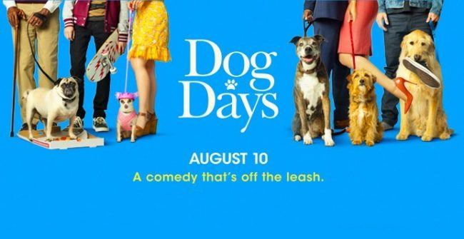 Dog Days Movie