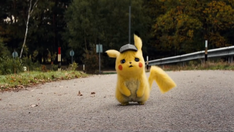 Pikachu Movie
