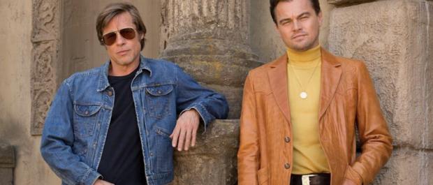 Pitt & DiCaprio