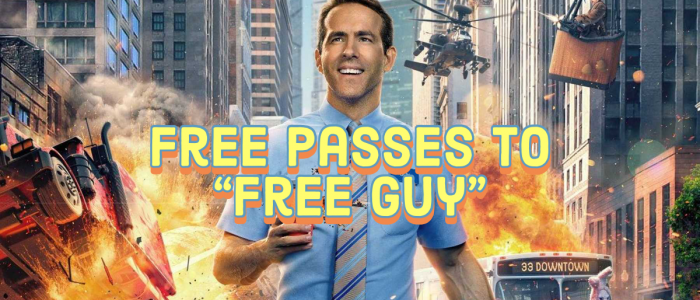 FREE GUY for Free!
